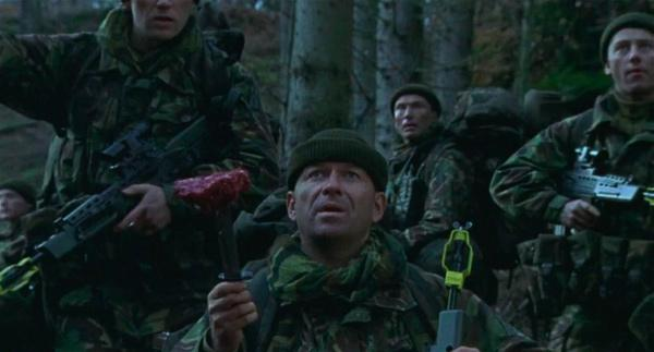 Dog Soldiers.
