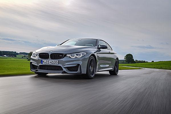 el nuevo bmw m4 cs estrena un color exclusivo lime rock grey metallicnbsp