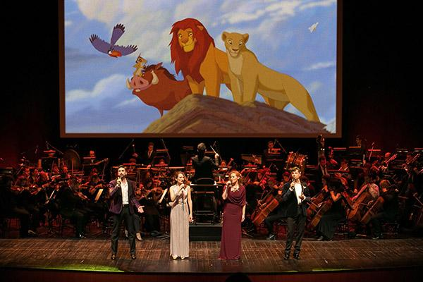 disney in concert magical music from the movies comienza una gira por toda espaa