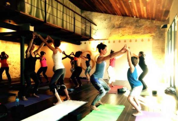 bowspring yoga medicina en movimiento