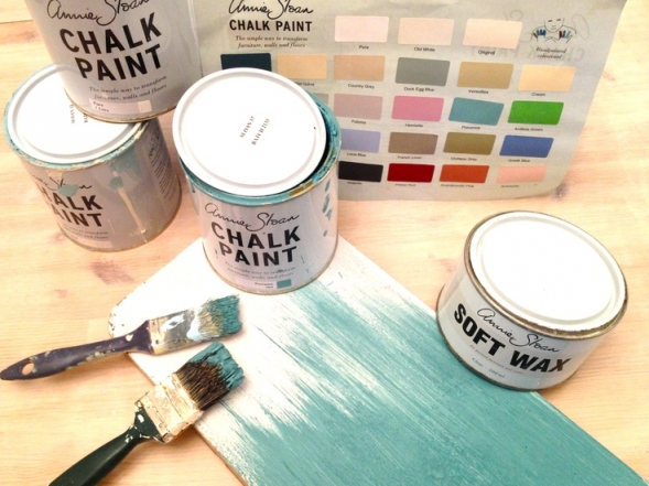 decora con pintura chalk paint