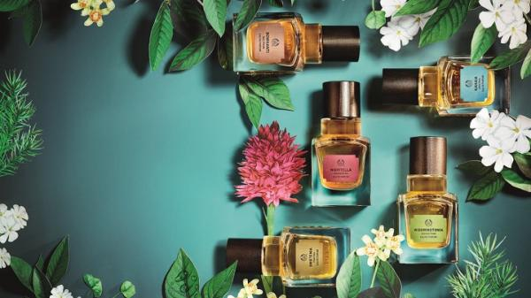 elixirs of nature las nuevas fragancias de the body shop que te enamoraraacuten