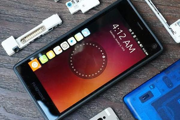 el fairphone abraza ubuntu
