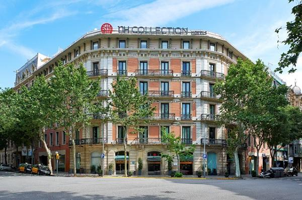 nh hotel group inaugura su nuevo nh collection poacutedium en barcelona