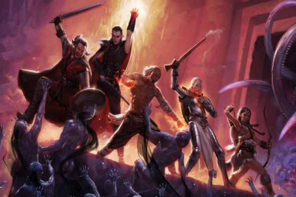 llega pillars of eternity