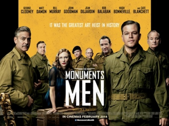 the monuments men cuatro razones para no perderse la ultima de george clooney