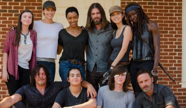 datos reveladores sobre lo uacuteltimo de the walking dead