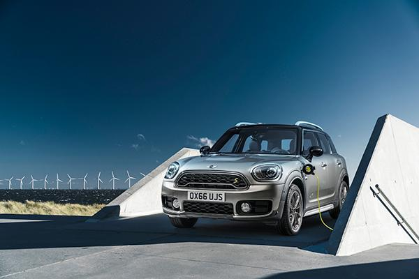 placer de conducir eleacutectrico lanzamiento del mini cooper se countryman all4