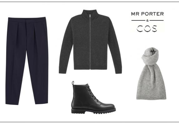 cos x mr porter presenta a quotsu hombrequot