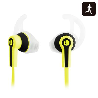 ngs presenta sus sport headphone racer yellow