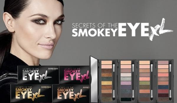 secret of the smokey eyes lo nuevo de deborah milano para una mirada espectacular