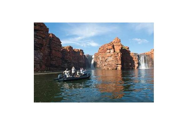 silversea expeditions con destino a kimberley